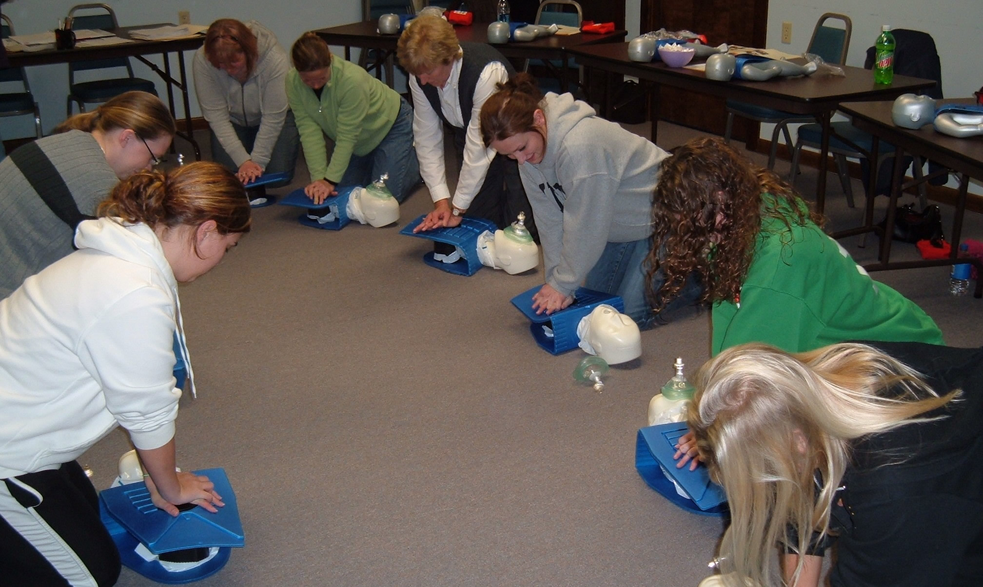 Cprfirst aid classes martin fire department cpr xflitez Images